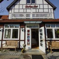 Landhaus Bode, hotell i Travemünde