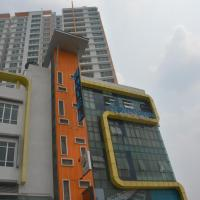 New Town Hotel Puchong, hotel in Puchong