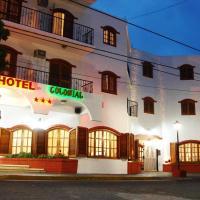 Hotel Colonial, hotel in San Bernardo