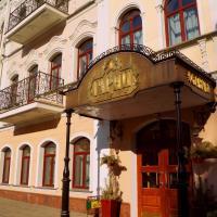 Garni Hotel, hotell sihtkohas Minsk