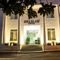 Delilah Hotel, hotel in Madaba