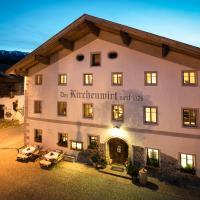 Hotel & Gourmetwirtshaus Kirchenwirt seit 1326, hotel in Leogang