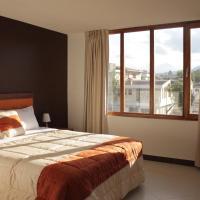 Hotel Casa Sakiwa, hotel em Machachi