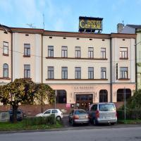 Hotel Central, Hotel in Český Těšín