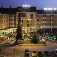 Hotel Coroana de Aur, hotel din Bistriţa