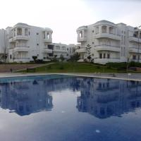 Bahia Golf Beach Bouznika luxurious and spacious apartment 122m2