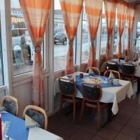 Hotel Blaues Meer, Hotel in Norddeich