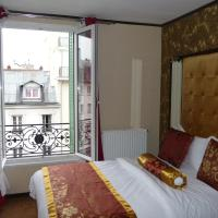 Hôtel des Buttes Chaumont