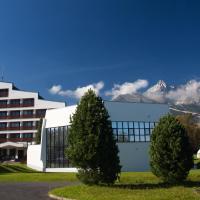 Kongresové centrum SAV Academia, hotel in Stará Lesná