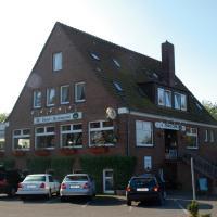 Buten-Diek, Hotel in Dornumersiel