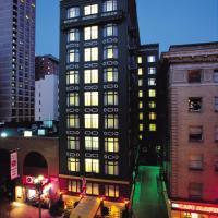 King George, Hotel in San Francisco