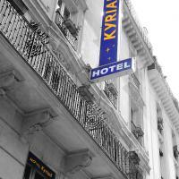 Kyriad Hotel XIII Italie Gobelins, khách sạn ở Paris