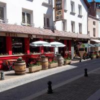 L'Etoile d'Or, hôtel à Bourbonne-les-Bains