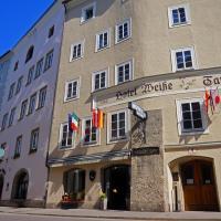 Altstadthotel Weisse Taube, hotel en Salzburgo