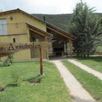 Cabañas Los Arreboles, hotel in Potrerillos