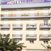 Hôtel Le Claridge, hôtel à Propriano