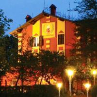 Agriturismo Villa Pallavicini, hotell i Serravalle Scrivia