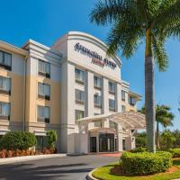 SpringHill Suites Fort Myers Airport, hotel near Southwest Florida International Airport - RSW, Fort Myers