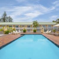 Wollongbar Motel, hotel in Byron Bay