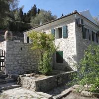 Villa Christina, hotel a Lákka