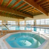BURSZTYN - BERNSTEIN SPA & Wellness, hotel in Dąbki