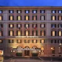 ホテル クイリナーレ、ローマのホテル