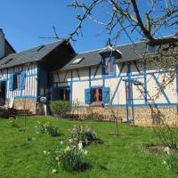 La Roseraie du Prieure, hotel en Rosay-sur-Lieure
