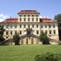 Zamek Cerveny Hradek, hotel in Jirkov