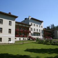 Hotel Kruunupuisto, hotelli Punkaharjulla