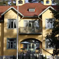 Villa Urhola, Kruunupuisto, hotelli Punkaharjulla