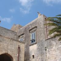 Castle XVIII near sea