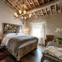 Drogheria e Locanda Franci, hotel in Montalcino