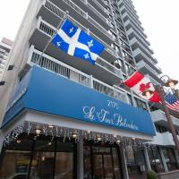 La Tour Belvédѐre, hotel in Montreal