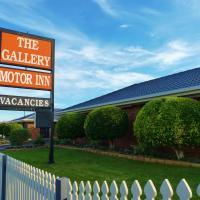 The Gallery Motor Inn, hotel em Dalby