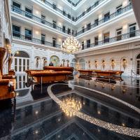 Prestige Hotel Budapest, hotel in Budapest