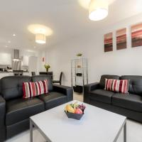 Roomspace Serviced Apartments - Nouvelle House, hotel in Sutton