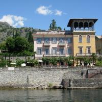 Hotel Villa Marie, hotell i Tremezzo