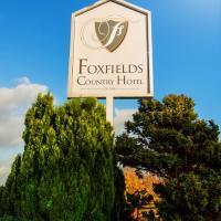 Foxfields Country Hotel, hotel in Langho