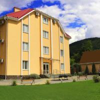 Zakarpatskiy Oazis, hotel in Karpaty