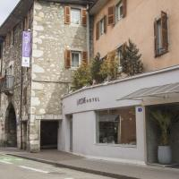 Icône Hôtel - Annecy, отель в городе Анси