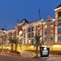 DoubleTree by Hilton Hotel Riyadh - Al Muroj Business Gate, hotel in Riyadh