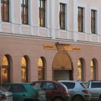 Parkhotel Centrum, hotel in Spišská Nová Ves