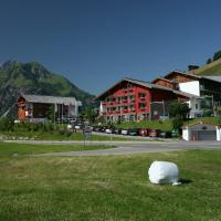 IFA Alpenrose Hotel Kleinwalsertal, отель в городе Миттельберг