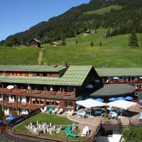 IFA Alpenhof Wildental Hotel Kleinwalsertal, отель в городе Миттельберг