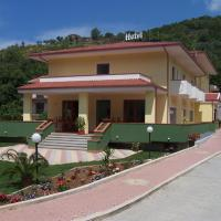 Real Asturias Hotel, hotell i Acquappesa