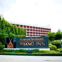 Wiang Inn Hotel, hotel en Chiang Rai