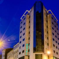 Hotel Princess, hotel in Ourense