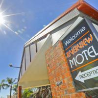 Mildura Riverview Motel, hotel em Gol Gol
