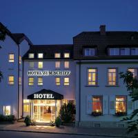 Hotel Zum Schiff, ξενοδοχείο στο Φράιμπουργκ ιμ Μπράισγκαου