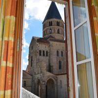 ホテル ドゥ ブルゴーニュ、クリュニーのホテル